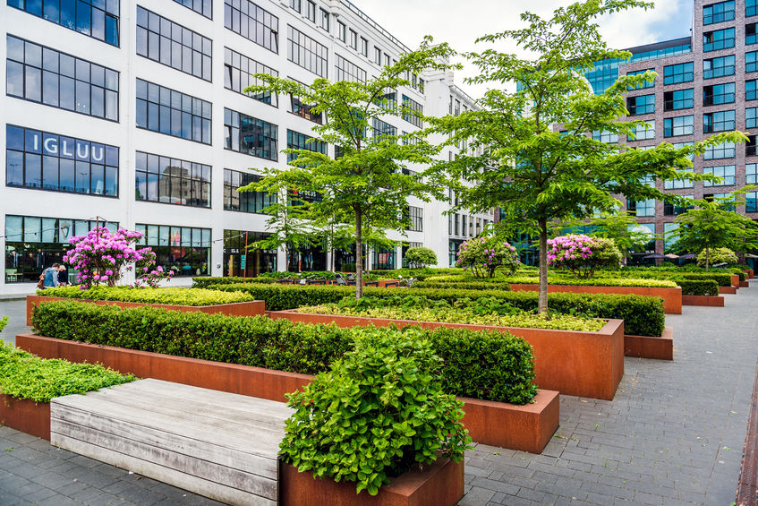 Four reasons landscaping service should be part of your building maintenance plan