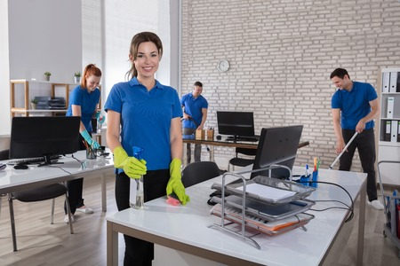Commercial cleaning services to meet the needs of any business
