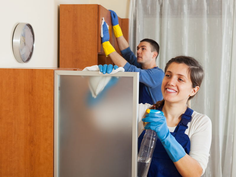 It's National Cleaning Week